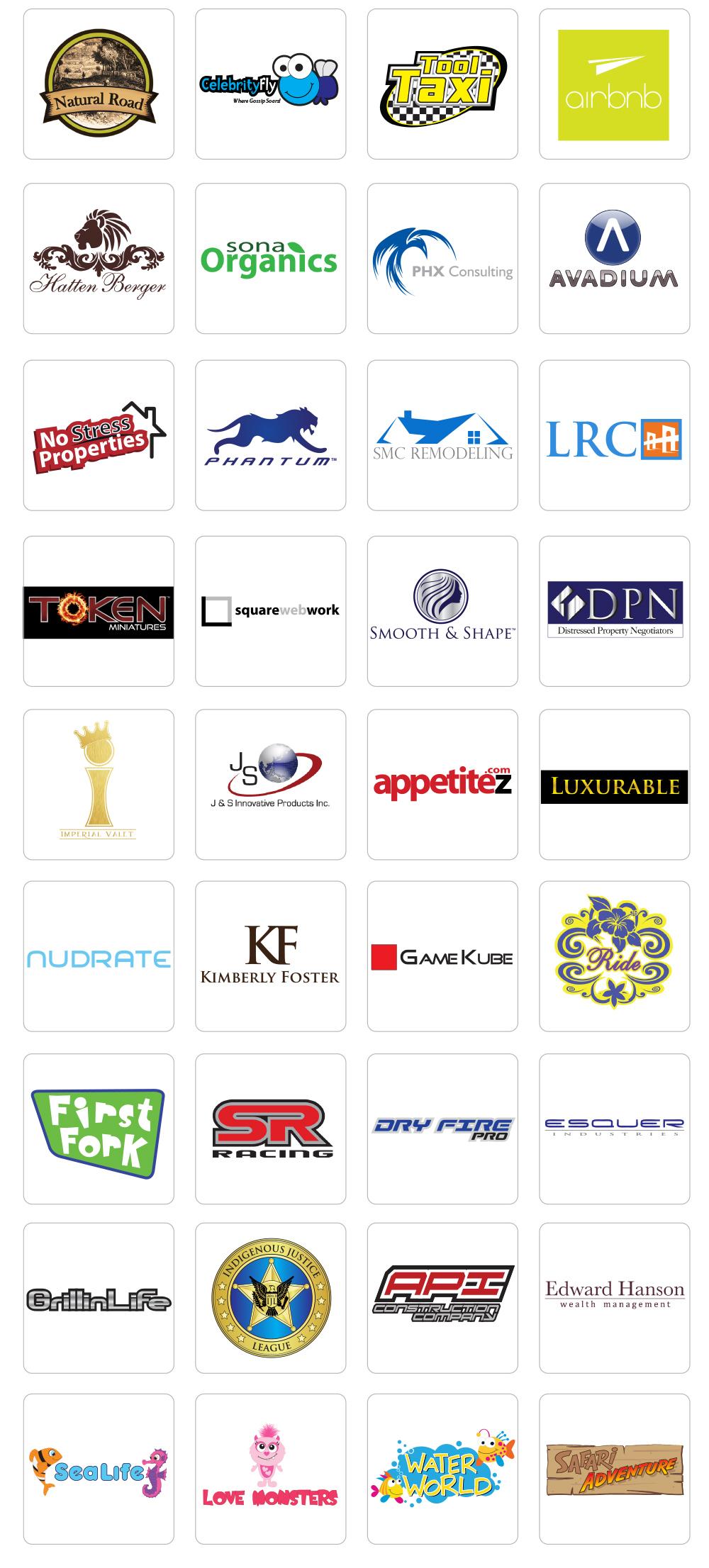 logo design arizona scottsdale business logo design
